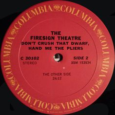 21 Best Firesign Theatre Images In 2013 Theater