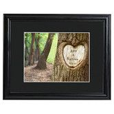 Found it at Wayfair - Personalized Gift Tree of Love Framed Photographic Print