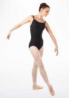 Capezio Damenobertrikot mit verstellbaren Trägern - Move Dancewear® DE