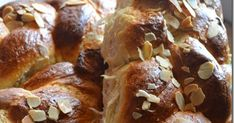 Πασχαλινά Τσουρέκια Greek Pita, Pretzel Bites, French Toast, Food And Drink, Pudding, Bread, Breakfast, Recipes, Kuchen