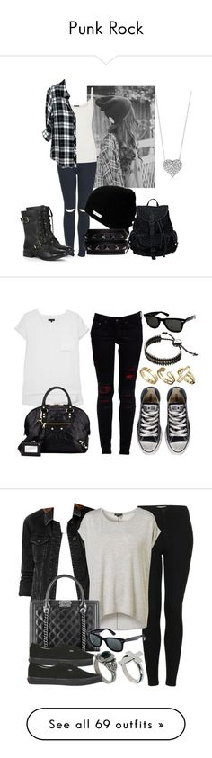 """Punk Rock"" by pebble2000 ❤ liked on Polyvore"