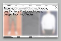 Independent graphic designer based in Paris, working on printed matter, visual identities, websites and type design. Website Design, Website Layout, Book Design, Layout Design, Ux Design, Creative Web Design, Presentation Layout, Grid Layouts, Typography Layout