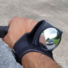 Motorcycle Mirrors, Car Gadgets, Feel Tired, Rear View Mirror, Innovation Design, Cool Stuff, Stuff To Buy, Mens Sunglasses, How Are You Feeling