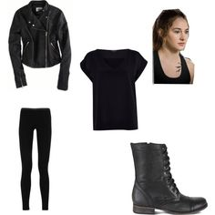 Designer Clothes, Shoes & Bags for Women Divergent Costume, Movie Costumes, Cool Halloween Costumes, Diy Costumes, Halloween Ideas, Costume Ideas, Tv Show Outfits, Fandom Outfits, Costumes
