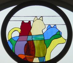 Cats peering out the window by jhawklyn on deviantART