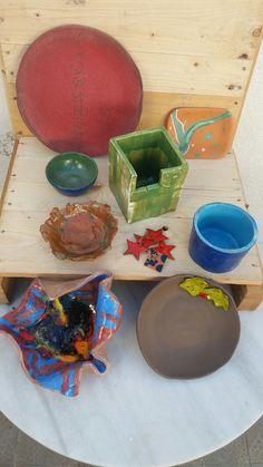 Treballs de ceràmica a RAVALS TALLER