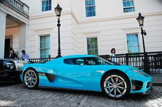 "Super Sport Coupe CCXR ""Special One"".  Base Price: $540,000.00  Engine: 32-valve DOHC V8Displacement: 4700 cc  Horsepower: 806 HP  Max RPM: 7000 RPM  Torque: 693 lb-ft @ 5500 rpmTransmission: 6-Speed Manual  0-60 mph: 3.2 seconds  Maximum Speed: 245 mph (395 km/h)"