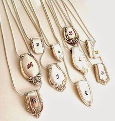 diy spoon jewlery | Spoon jewelry