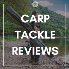 Take a read at the tackle reviews of Best of Angling. Carp Tackle, Carp Fishing Tackle, Take That, Reading, Word Reading