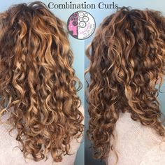 Pintura and Balayage highlights and custom naturally Curly Cut by Nevada's Curly Hair Expert Carleen Sanchez. Visit www.haircutcolor.com for free tips and videos on how to embrace the hair you are born with. For appointments text 775.721.2969