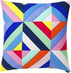 Wow, they want 103 bucks for this pillow!!!  Marimekko at Crate and Barrel.