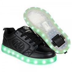 Heelys Premium 1 Lo Triple Black in shop - Skates.ro