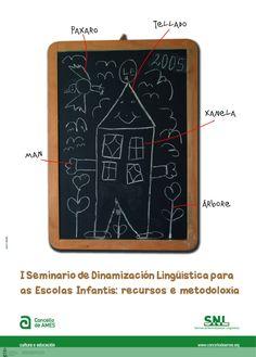 [Servizo de Normalización Lingüítica do Concello de Ames, 2005] Snl, School, Infancy, Te Amo, Saturday Night Live