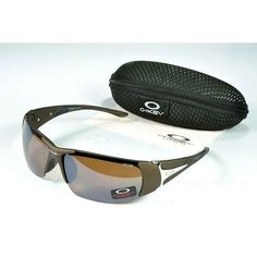 2d9fe0e313  13.99 Cheap Oakley Flak Jacket Sunglasses Brown Lens Taupe Frames Deal  www.racal.org