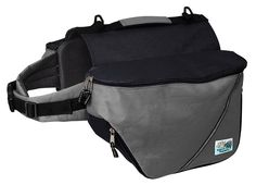 Doggles Dog Backpack, Medium, Gray/Black ** Want to know more, click on the image. (This is an affiliate link) #MyPet