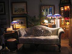 1930s living room