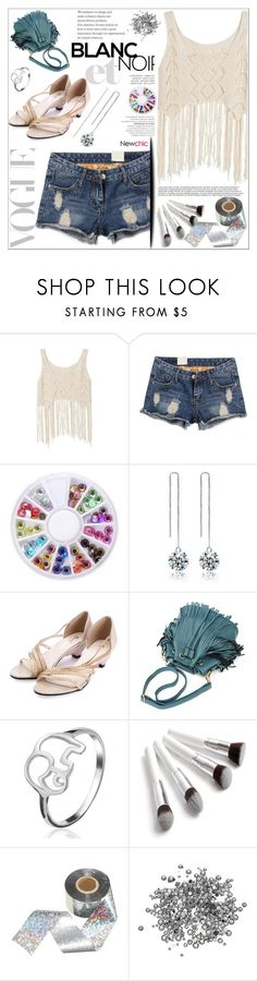 """""""#I LOVE NEWCHIC#Newchicstyle"""" by lovenewchic ❤ liked on Polyvore featuring GetTheLook, chic, allaboutme, newchic and lovenewchic"""