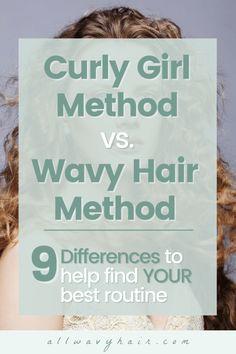 Wavy Hair Tips, Wavy Hair Care, Wavey Hair, Fine Curly Hair, Haircuts For Wavy Hair, Curly Hair Styles, Natural Wavy Hair Cuts, Naturally Wavy Hair, Shampoo For Wavy Hair