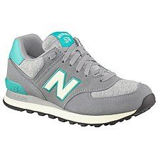 New Balance WL574 Jersey Sneaker