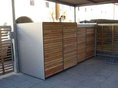Variante Standard 120/240-L-Tonnen - nebengebaeude.de - Tonnenboxen, Mülltonnenboxen, Mülltonnenhäuschen und mehr