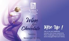 5th Annual Wine & Chocolate #GivingTuesday Fund-raising Event