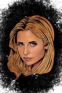 Buffy erotic fan art images 656