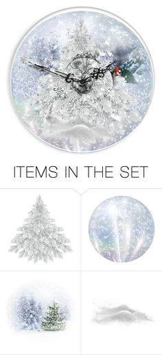 """""""SNOW Set"""" by lence-59 ❤ liked on Polyvore featuring art"""