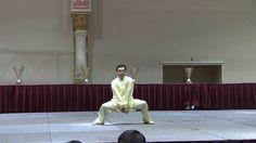 Sifu Sam Zhang Chen Tai Chi demo performance at the 2016 NJIWKFT in Atlantic City, NJ. Chinese Martial Arts, Atlantic City, Training Center, Tai Chi, Kung Fu, Chen, Fitness
