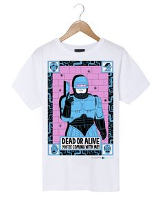 DEAD OR ALIVE by Jack Teagle XMAS PRE-ORDER | The Illustrated Mind