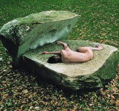 efedra: Der Findling by Timm Ulrichs (via catfka)