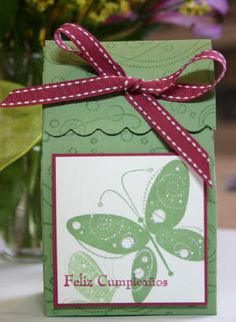 Splitcoaststampers Tutorials - DIY Card making ideas
