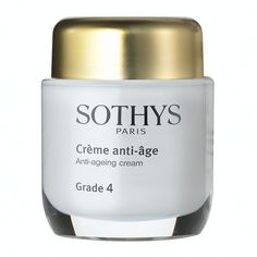 Sothys Paris Anti-Age Cream Grade 4 1.7 oz (50 ml) ($69) ❤ liked on Polyvore featuring beauty products, skincare, face care, face moisturizers, anti aging face moisturizer and sothys