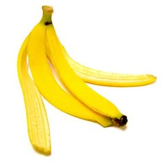 Don't throw your banana peels away!  Everything from shiny shoes to smooth face, household uses for this wonder fruit, and it's wrapper!