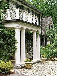 RealPalmTrees Beautiful Backyards - Mellowes & Paladino Architects (WellDone)
