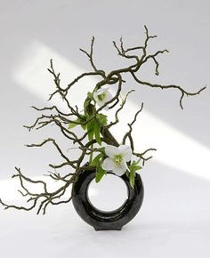Modern floral design