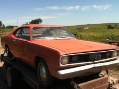 Matt's 1971 Plymouth Duster