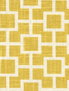 upholstery fabric chevron or geometeric | Upholstery Fabric by the Yard - White and Yellow Geometric Fabric ...