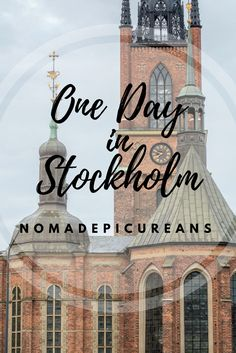 Learn how to spend one day in Stockholm, Sweden. Culture, Nature, Shopping - the city has it all! Spend the perfect day with our itinerary.
