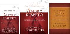"""Colección """"Amor y Respeto"""" por $25.000 solo al llevar el pack (3 libros)"""