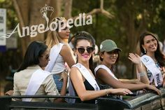 Sri Lanka welcomes Miss Intercontinental 2016 finalists with Fun and Fervour