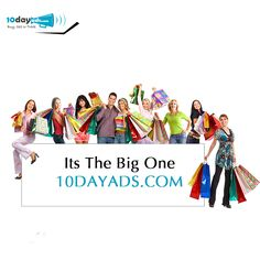 It's the big one 10dayads.com #PostFreeClassifiedAdsInUSA #OnlineVideoAd