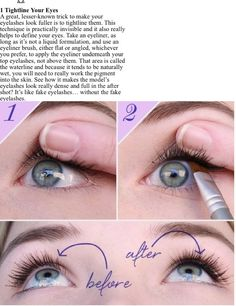 Easy Make Up Tips You Never Knew About