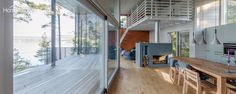 Moderni puutalo | Modern wooden home from Finland | Honkatalot.fi
