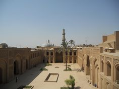 Abbasid palace of Caliph Al Nasir li-Din Allah | Flickr - Photo Sharing!
