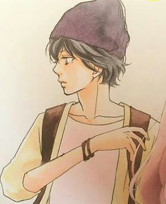 Kou -Ao haru ride Anime Guys, Manga Anime, Anime Art, Ao Haru Ride Kou, Tanaka Kou, Mabuchi Kou, Blue Springs Ride, Anime Qoutes, Kimi No Na Wa