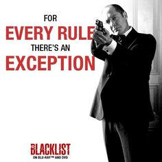 Red from The Blacklist x