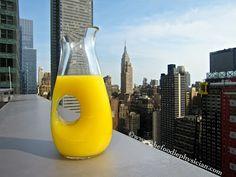 Mango Agua Fresca- so simple and super refreshing!
