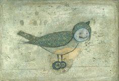 Bird Girl On Wheels by Lisa Hurwitz