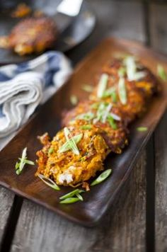 adding this to my never ending list of weekend breakfast delights!  sweet potato breakfast fries. (from donalskehan)