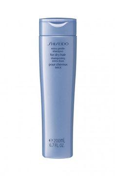Shiseido - Extra Gentle Shampoo-Dry Hair - 21,06 € - Extra Gentle Shampoo-Dry Hair Shampo ultradelicato Shiseido  di uso quotidiano per capelli secchi.  Deterge efficacemente, senza danneggiare la cuticola o denaturare le proteine del capello. Protegge la cuticola del capello, aiutandolo a mantenersi sano, morbido ed elastico. Previene la formazione di nodi e lascia la capigliatura soffice, lucente e facile da pettinare.  200 ml
